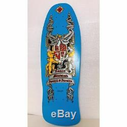 80S Powell Peralta At The Time Mono Old Deck Lance Mountain Skateboarded Stock
