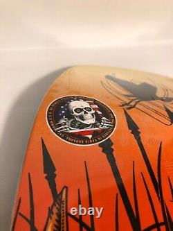 POWELL PERALTA ANDY ANDERSON SKATEBOARD HERON FLIGHT DECK 8.45 x 31.8