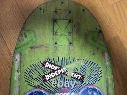 POWELL PERALTA Alan Gelfand Model Vintage SkateBoard Deck Rare 80's F/S