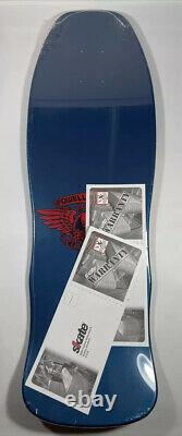 Powell Peralta Blue Street Style Per Welinder Re-Issue FREE Shipping