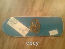 Powell Peralta Caballero AUTOGRAPHED reissue skateboard deck in Shrink withCOA