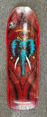 Powell Peralta Mike Vallely Reissue Old School Skateboard Deck 10 x30.25
