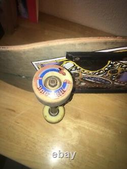 Powell Peralta Ray Underhill Skateboard Deck Complete Independent / Dogtown