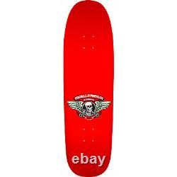 Powell Peralta Skateboard Complete Caballero Ban This Red Re-Issue