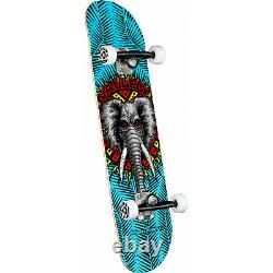 Powell Peralta Skateboard Complete Mike Vallely Elephant Blue 8.0 x 31.45