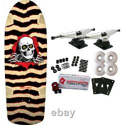 Powell Peralta Skateboard Complete OG Ripper Natural Clear 10 x 30