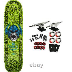 Powell Peralta Skateboard Complete Per Welinder Freestyle Green Re-Issue
