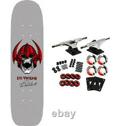 Powell Peralta Skateboard Complete Per Welinder Freestyle Silver Re-Issue