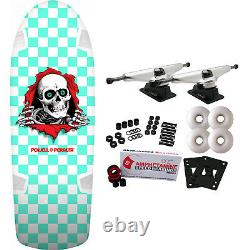 Powell Peralta Skateboard Complete Ripper Checker Mint Re-Issue