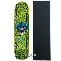 Powell Peralta Skateboard Deck Per Welinder Freestyle Green Re-Issue WithGrip