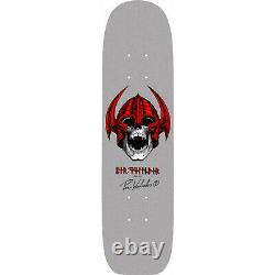 Powell Peralta Skateboard Deck Per Welinder Freestyle Silver Re-Issue