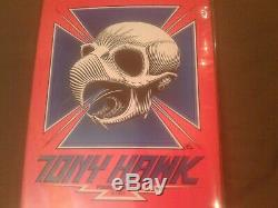 Ultra Rare Powell Peralta Tony Hawk 2012 Reissue Skateboard Deck New in Bag