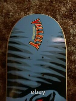 Valley Skateboards Mike V Valley Powell Peralta Signed