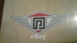 Vintage NOS 1990 Powell Peralta Ray Underhill skateboard deck New in shrink