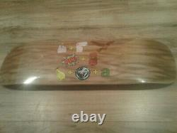 Vintage NOS Powell Peralta Tony Hawk Pictograph skateboard deck New in shrink